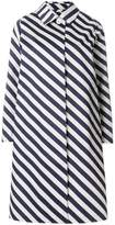 MACKINTOSH striped raincoat