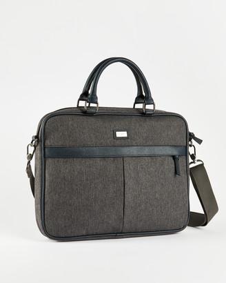 Ted Baker SORCERY Nylon marl document bag
