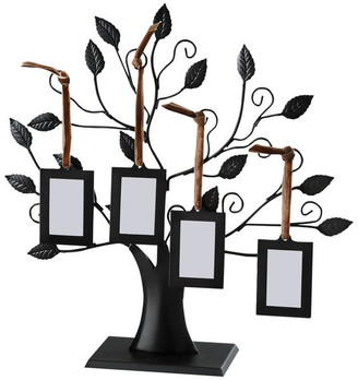 Elégance Family Tree Photo Frames and Card Holders