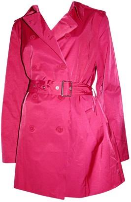 Lauren Ralph Lauren Pink Cotton Coat for Women