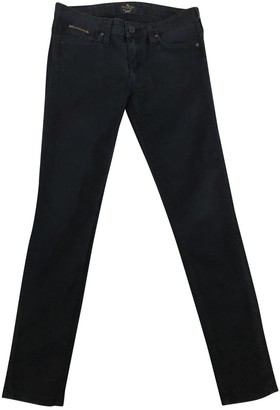 Vivienne Westwood Black Cotton - elasthane Jeans