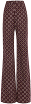 Holly Fulton Printed Bard Flared Trousers
