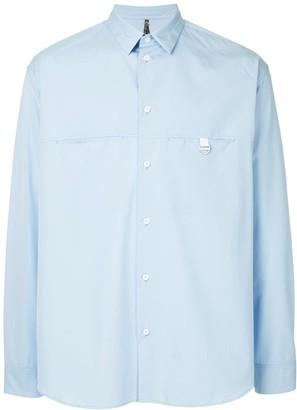 Oamc chest pockets shirt