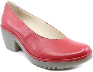 Fly London Walo Leather Comfort Sandal