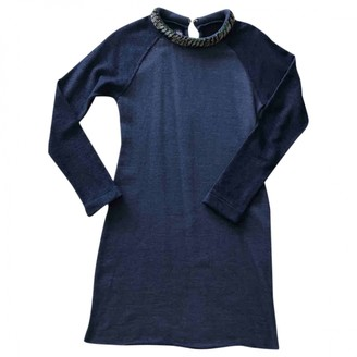 April May Blue Dress for Women