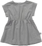 Wilma Wheat 'Wilma' Dress (Baby) - Silver-3 Months
