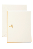 The Printery Gold Pineapple Boxed Note Cards