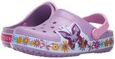 Crocs Crocband Butterfly Clog (Toddler/Little Kid)