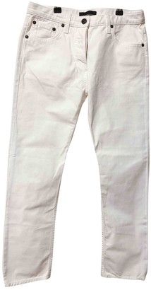 The Row White Jeans for Women
