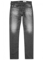 Ag Jeans The Stockton Grey Skinny Jeans
