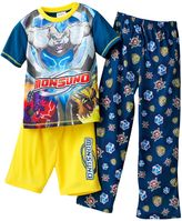 Monsuno 3-pc. pajama set - boys