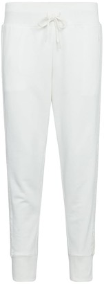 Polo Ralph Lauren Sequinned cotton trackpants