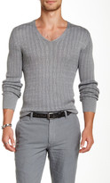 John Varvatos Collection V-Neck Sweater