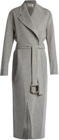 Acne Studios Lova Doublé wool-blend coat