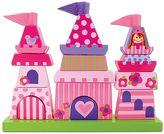Stephen Joseph Princess Wooden Stacking Toy Set