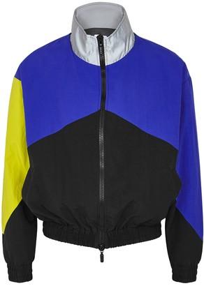 Rhude Colour-blocked Nylon Jacket