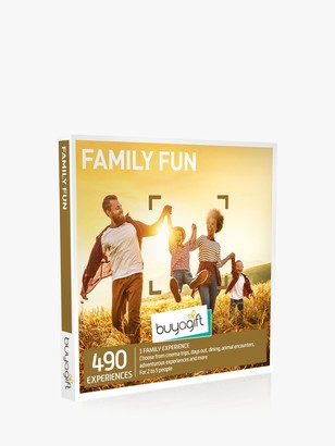 Smartbox Family Fun Day Out Gift Experience