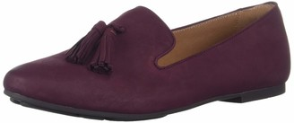 Gentle Souls by Kenneth Cole Women's Eugene Tassel Loafer Flat Shoe