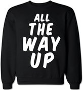 FTD Apparel Men's All the Way Up Crew Neck Sweater