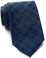 Calvin Klein Broken Plaid Tie