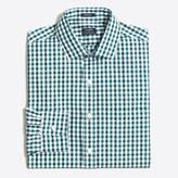 J.Crew Factory Thompson dress shirt in tattersall