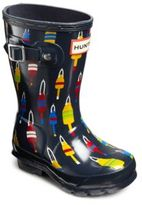 Hunter Toddler's & Kid's Rubber Boots