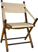 Houseology Authentic Models Campaign Folding Chair