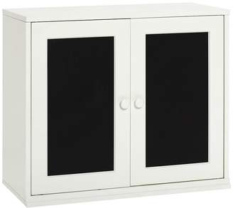 Pottery Barn Kids Cabinet with Chalkboard Doors