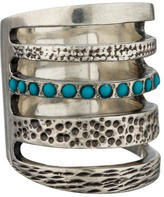 Pamela Love Turquoise Cage Ring