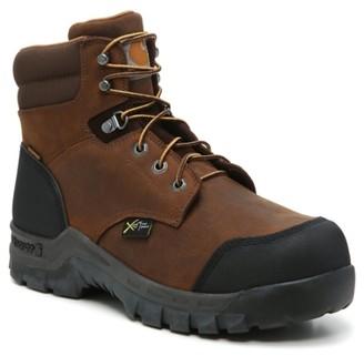 Carhartt 6-Inch Internal Met Guard Composite Toe Work Boot