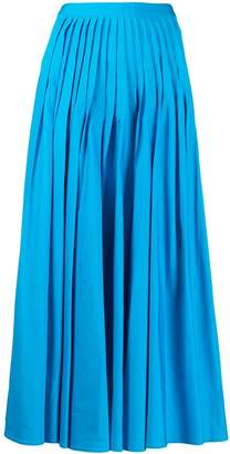Roksanda midi pleated skirt