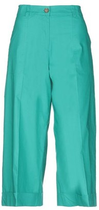 Semi-Couture SEMICOUTURE 3/4-length trousers