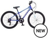 Coyote Mojo 21-Speed Alloy Boys Bike 24 Inch Wheel