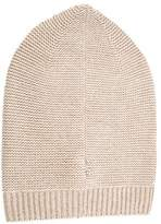 Johnstons of Elgin Cashmere Purl Knit Beanie