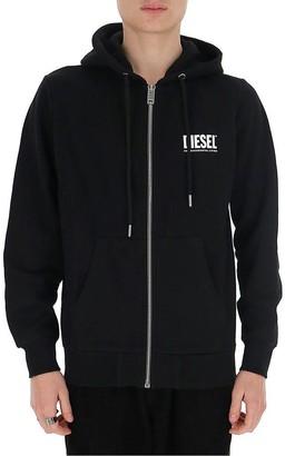 Diesel S-Girk-Hood-Zip-1 Jacket