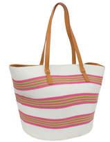 Magid Multicolor Tote Bag