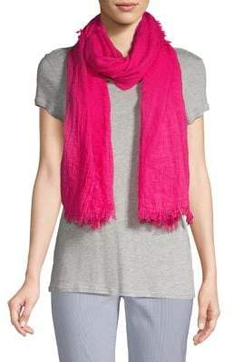 Lord & Taylor Solid Oblong Wrap Scarf