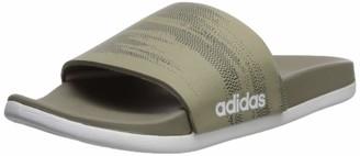 adidas Men's Adilette CF+ Link GR Slide Sandal