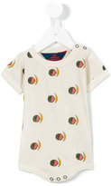 The Animals Observatory - moon print body - kids - Cotton - 6 mth