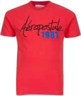 Aeropostale 1987 Mens T Shirt Size XL