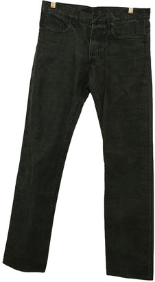 Christian Dior Black Denim - Jeans Jeans