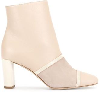 Malone Souliers Dakota panelled ankle boots