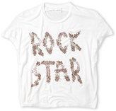 Diesel Girls 7-16) Beaded Rock Star Tee