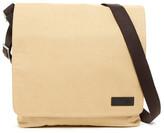 Original Penguin Canvas Messenger Bag