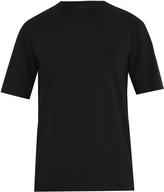 Loewe Logo-embroidered cotton T-shirt