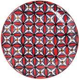 Pols Potten Hippy Set Of 4 Ceramic Plates