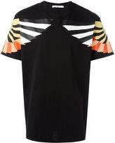 Givenchy wings print Columbian-fit T-shirt - men - Cotton - XXS
