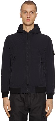 Stone Island HOODED TECHNO COMFORT JACKET