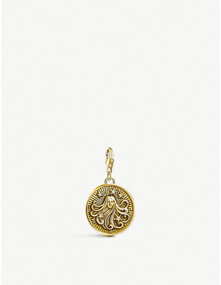 Thomas Sabo Virgo gold-plated zodiac charm