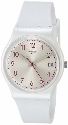 Swatch Essentials Quartz Silicone Strap